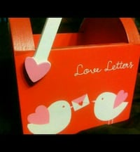 Love letters decoration Round Lake, 60073