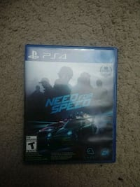 Need for speed ps4 Winnipeg