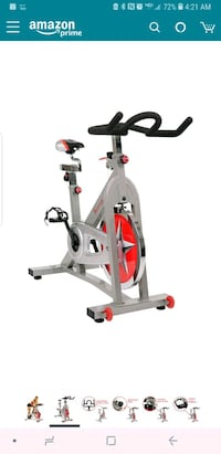 Sunny Health & Fitness Pro Indoor Cycling Bike San Diego, 92109
