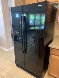 Black Kenmore Fridge, GE Gas Range And Microwave  Henderson, 89011