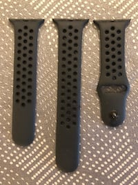 Black Apple iPhone watch band (42mm) - No Scratches Herndon, 20171