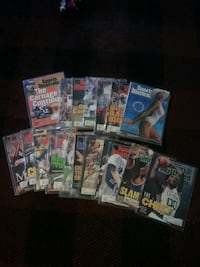 Sports Illustrated Magazines  Hales Corners