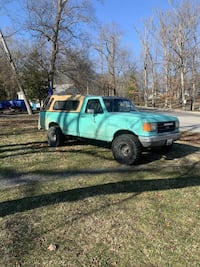 1988 Ford F-250 Indian Head