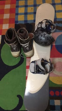 150$ for Board/ Bindings/Boots Langley, V3A 8L1