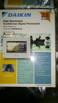 Touch screen thermostat Frederick, 21704
