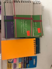 Assorted stationary items  Kitchener, N2R 1P6