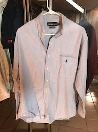 Ralph Lauren Dress Shirt (Large) Niles