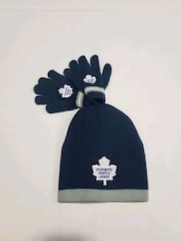 TORONTO MAPLE LEAFS HAT & GLOVES SET Mississauga