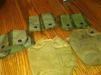 Military pouches  Clarksville, 47129