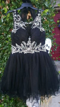 Short prom dress San Antonio, 78239
