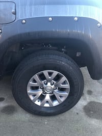 Firestone tires and rims 16""