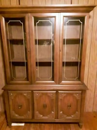 Antique china cabinet Indian Head, 20640