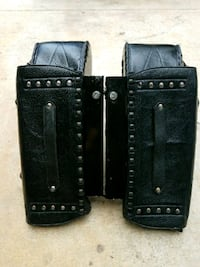 Leather Motorcycle Saddle Bags Sand Springs, 74063