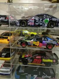 assorted stock car die-cast scale models Seven Hills, 44131