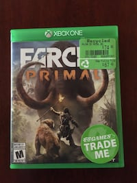 FArcry Primal Xbox One game
