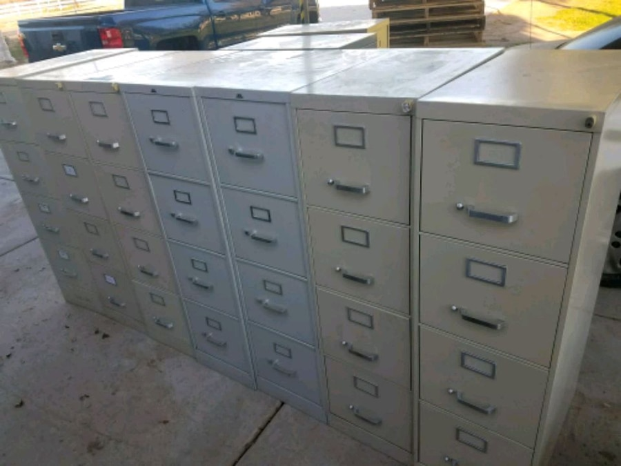 used 4 drawer filing cabinets have 3 15 each for sale in 85339 rh tr letgo com