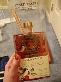 Yankee Candle red apple diffuser Bel Air, 21015