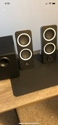 speakers and subwoofer Toronto, M2R