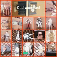 Starwars 6inch action figures Manhattan