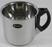 SCHULTE-UFER Stainless Steel Double Boiler Mesa