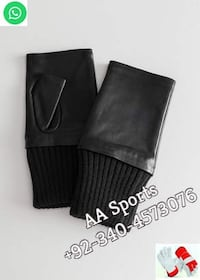 Winter Leather Gloves, Women gloves, online shopping touch screen, gloves Sialkot