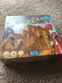 Mystery of the Abbey Game West Des Moines, 50266