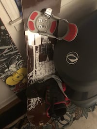Switch bindings w boots 11 and board  Berkeley, 60163