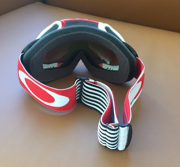 8a1137af28f5 Used Oakley Goggles A Frame 59-233 Shaun White for sale in Newport ...