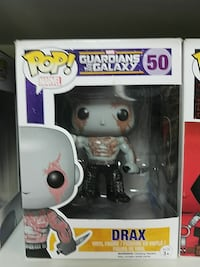Pop Marvel Guardian of the Galaxy Drax vinyl figure in box Indianapolis, 46113