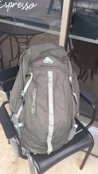 gray and black The North Face backpack Vienna, 22180