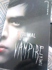 Journal d'Un Vampire livre Saint-Domineuc, 35190