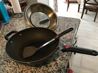 Non-stick pot with cover Clarksville, 21029
