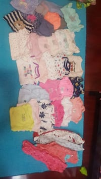 0 - 3 months baby girl clothes Brampton, L6X