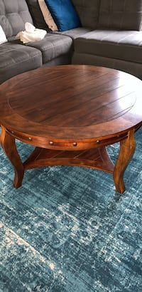 Round Coffee Table for Sale.