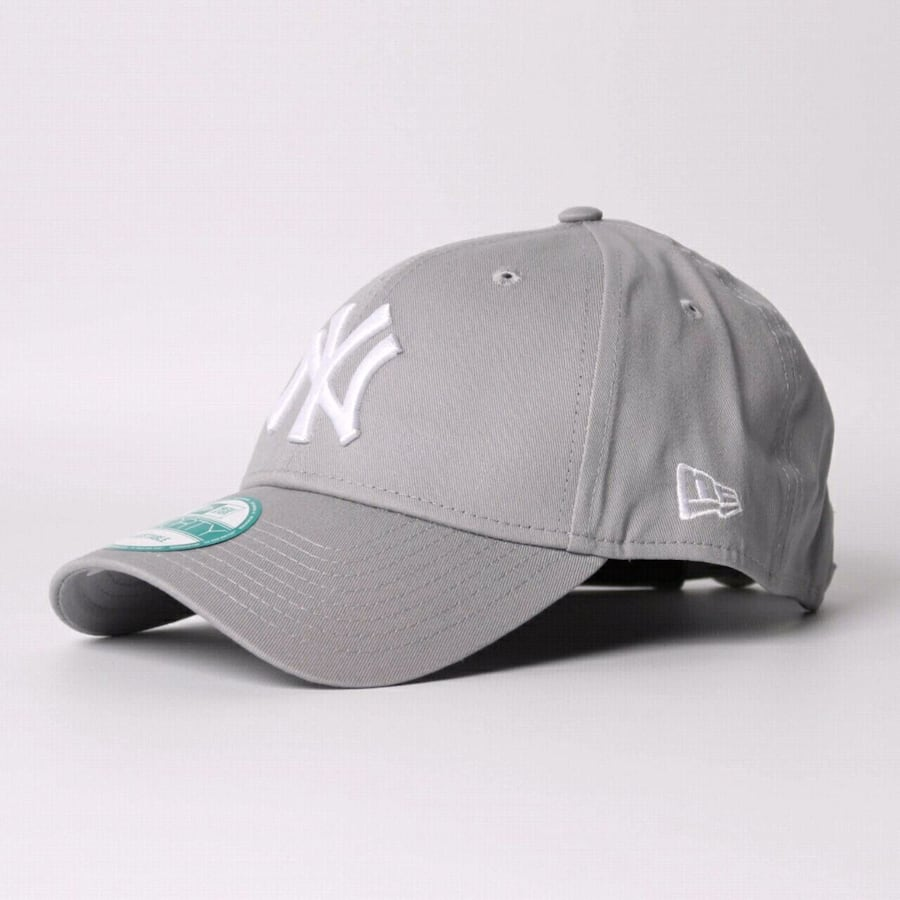 New Era grå caps b5bf7b22-3fa9-4d27-9a4b-4d644a66be7c