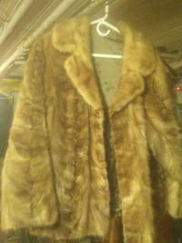 Womens small mink fur jacket Woodstock, N4S 3T9