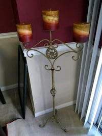 Candle Holder w/candles Alexandria, 22315