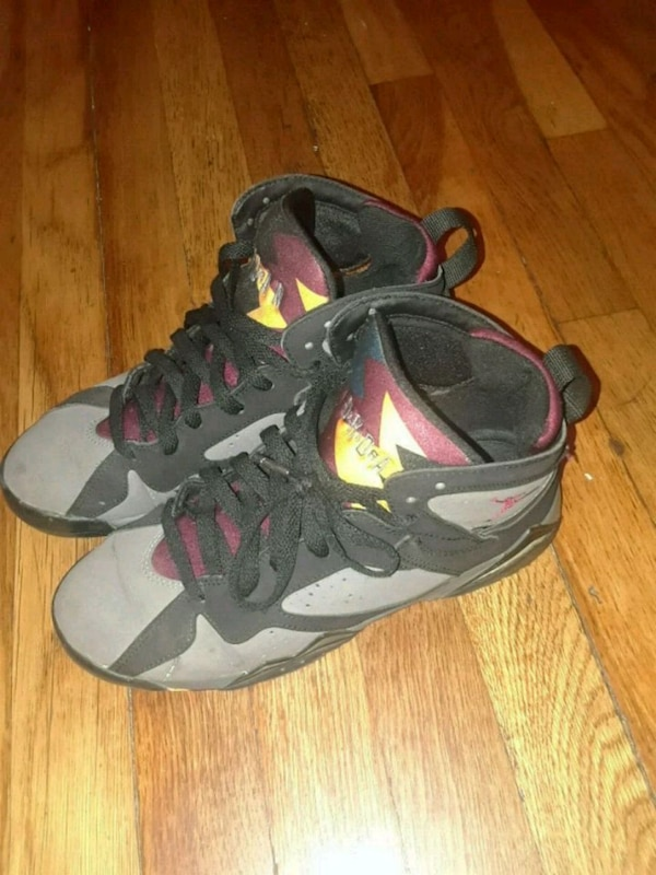 e980b19c8e02 Used Jordan 7s Size 6.5Y for sale in Elizabeth - letgo