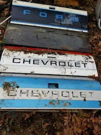 Ford / chevy tailgate's 90's  Township of Langley, V3A