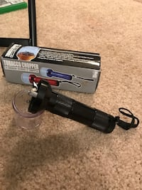 Brand new electric Grinder it works great!! Batteries not included  Orlando, 32835
