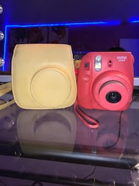 Pink polaroid with Case  Lancaster, 93534
