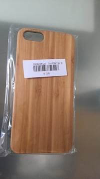 Wooden phonecase Iphone 6 6S brand NEW