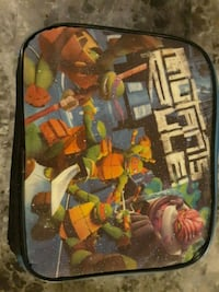 TMNT lunch box Sioux Falls, 57103