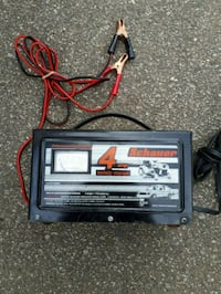 Battery charger 6 and 12 v