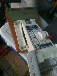 Omc auxiliary motor bracket for up to a 15hp outboard engine. Toms River, 08753