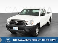 2015 Toyota Tacoma Access Cab pickup Pickup 4D 6 ft White <br Baltimore