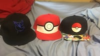Pokémon Fitted hats Guelph, N1H 3R9