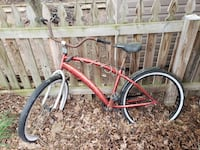 red cruiser bicycle Pasadena, 21122