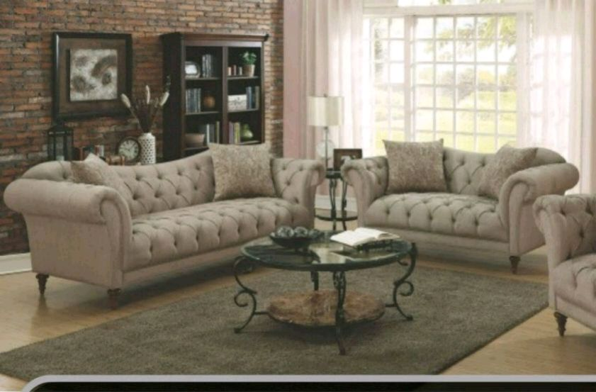 used sofa set 3pcs fancy fabric elegance big sale for sale in rh gb letgo com