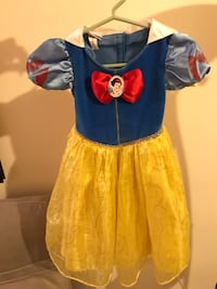 Snow White dress costume 12 months